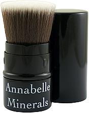 Parfums et Produits cosmétiques Pinceau à poudre et blush - Annabelle Minerals Flat Top