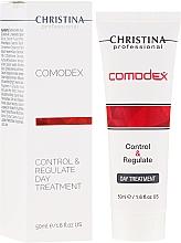 Parfums et Produits cosmétiques Gel matifiant antibactérien pour le visage - Christina Comodex Control&Regulate Day Treatment
