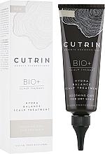 Parfums et Produits cosmétiques Traitement à l'huile d'avoine pour cuir chevelu, sans rinçage - Cutrin Bio+ Hydra Balance Scalp Treatment