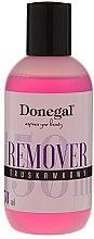 Parfums et Produits cosmétiques Dissolvant vernis semi-permanent parfum fraise - Donegal Remover