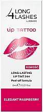Parfums et Produits cosmétiques Encre à lèvres peel-off - Long4Lashes Lip Tattoo Long Lasting Lip Tint 24h
