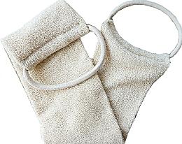Parfums et Produits cosmétiques Lanière de bain, beige - Lynia