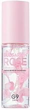 Parfums et Produits cosmétiques Essence d'hydrogel de rose bulgare - G9Skin Skin Bulgarian Rose Hydrogel Essence