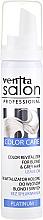 Parfums et Produits cosmétiques Mousse colorante et revitalisante pour cheveux blonds et gris - Venita Salon Professional Platinum Color Care