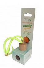Parfums et Produits cosmétiques Désodorisant pour voiture, Mandarine - Mira