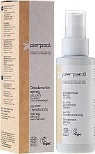 Parfums et Produits cosmétiques Spray déodorant à l'extrait de figue de Barbarie - Pierpaoli Prebiotic Collection Deodorant Spray