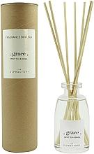 Parfums et Produits cosmétiques Bâtonnets parfumés, Thé à la menthe et Basilic - Ambientair The Olphactory Grace Mint Tea & Basil