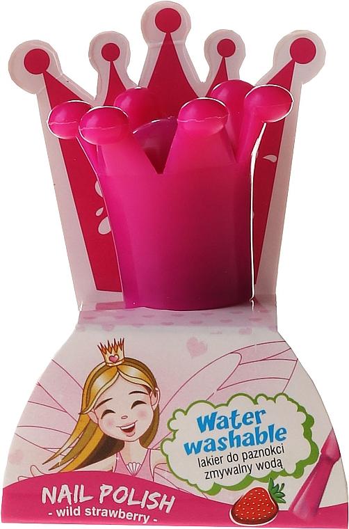 Vernis à ongles lavable à base d'eau pour enfants - Chlapu Chlap Nail Polish