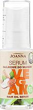 Parfums et Produits cosmétiques Sérum à l'huile de macadamia pour cheveux - Joanna Vegan Hair Oil Serum