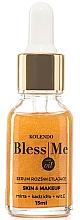 Parfums et Produits cosmétiques Sérum éclaircissant pour visage - Bless Me Cosmetics Saint Oil Illuminating Serum