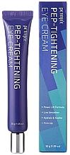 Parfums et Produits cosmétiques Crème peptidique à l'extrait de grains de café pour contour des yeux - Petitfee Pep-Tightening Eye Cream