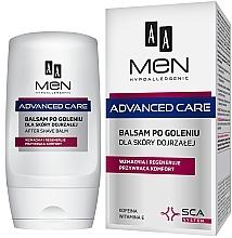 Parfums et Produits cosmétiques Baume après-rasage - AA Men Advanced Care After Shave Balm For Mature Skin