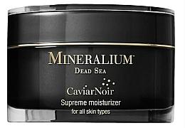 Parfums et Produits cosmétiques Crème au caviar noir pour visage - Mineralium Caviar Noir Supreme Moisturizer