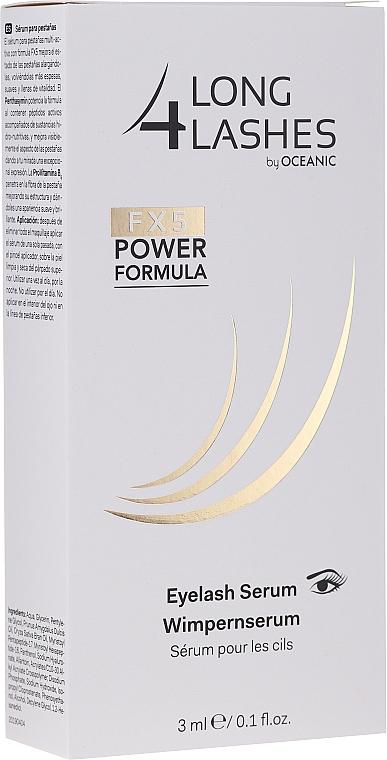 Sérum pour cils - Long4lashes FX5 Power Formula EyeLash Serum