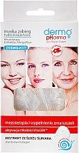Parfums et Produits cosmétiques Masque traitement hydro-collagène à l'effet mésothérapie pour visage - Dermo Pharma Mesotherapy & Wrinkles Filling Effect