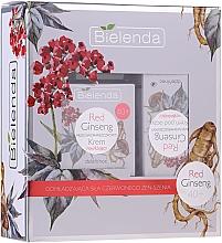Parfums et Produits cosmétiques Bielenda Red Ginseng 40+ - Set (crème pour visage/50ml + crème contour des yeux/15ml)