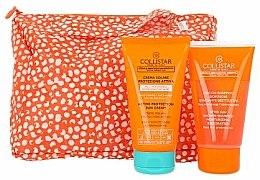 Set - Collistar (crème solaire/150ml + shampooing après-soleil/150ml + trousse de toilette) — Photo N2