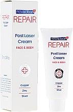 Parfums et Produits cosmétiques Crème post-laser pour visage et corps - Novaclear Repair Post Laser Cream