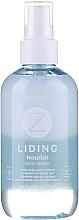 Parfums et Produits cosmétiques Spray démêlant bi-phasé au beurre de karité pour cheveux - Kemon Liding Norish Spray 2Phase