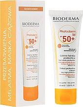 Parfums et Produits cosmétiques Crème teintée protectrice anti-taches pigmentaires SPF 50+ - Bioderma Photoderm M SPF 50+
