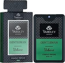 Parfums et Produits cosmétiques Yardley Gentleman Urbane - Eau de Parfum (mini)