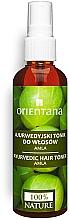 Parfums et Produits cosmétiques Tonifiant capillaire ayurvédique - Orientana Ayurvedic Hair Toner