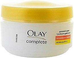 Parfums et Produits cosmétiques Crème de jour à la glycérine - Olay Complete Day Cream