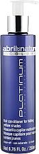 Parfums et Produits cosmétiques Masque déjaunissant à la kératine pour cheveux - Abril et Nature Color Platinum Toner Blonde Hair