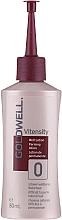 Parfums et Produits cosmétiques Lotion de permanente pour cheveux naturels résistants - Goldwell Vitensity Performing Lotion 0