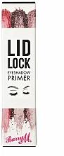 Parfums et Produits cosmétiques Base à fard à paupières - Barry M Lid Lock Eyeshadow Primer