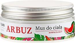 Parfums et Produits cosmétiques Mousse pour corps à la pastèque - Mohani Wild Garden