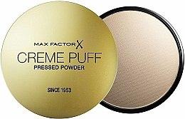Parfums et Produits cosmétiques Poudre compacte à couvrance parfaite - Max Factor Creme Puff Pressed Powder