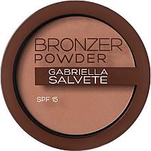 Parfums et Produits cosmétiques Poudre bronzante - Gabriella Salvete Bronzer Powder SPF15