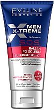 Parfums et Produits cosmétiques Baume après-rasage au D-panthénol - Eveline Cosmetics Men X-Treme S.O.S After Shave Balm