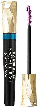 Mascara Woterproof - Max Factor Lash Crown Mascara Waterproof