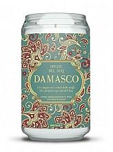 Parfums et Produits cosmétiques FraLab Damasco Spezie del Suq Candle - Bougie parfumée à la cire de noix de coco, Épices du marché
