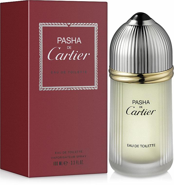 Cartier Pasha de Cartier - Eau de Toilette — Photo N2