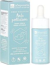 Parfums et Produits cosmétiques Sérum visage, antioxydant et bioactif, urbain - La Saponaria Anti-Pollution Serum