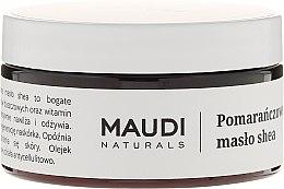 Parfums et Produits cosmétiques Beurre de karité à l'orange - Maudi