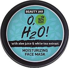 Parfums et Produits cosmétiques Masque hydratant pour visage - Beauty Jar O,H2O Moisturizing Face Mask