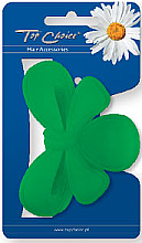 Parfums et Produits cosmétiques Pince à cheveux 24214, vert - Top Choice