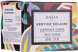 Parfums et Produits cosmétiques Gommage à la bergamote tubéreuse pour corps - Baija Vertige Solaire Body Scrub