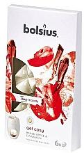 Parfums et Produits cosmétiques Fondants de cire parfumée, Pomme cuite et Cannelle - Bolsius True Moods Get Cosy Baked Apple & Cinnamon