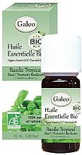 Parfums et Produits cosmétiques Huile essentielle bio de basilic tropical - Galeo Organic Essential Oil Basilic Tropical