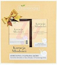 Parfums et Produits cosmétiques Set soin visage Cure jeunesse - Bielenda Kuracja Mlodosci Cream 70+ (crème/50ml + crème contour des yeux/15ml)