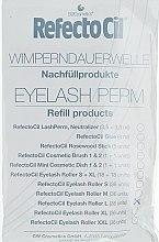 Parfums et Produits cosmétiques Autocollants pour faux-cils (L) - RefectoCil Eyelash Perm