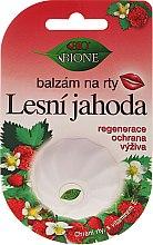 Parfums et Produits cosmétiques Baume à lèvres au fraisier des bois et à la vitamine E - Bione Cosmetics Vitamin E Lip Balm Forest Fruit