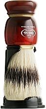 Parfums et Produits cosmétiques Blaireau de rasage avec support, 81151 - Omega