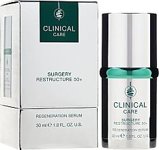Parfums et Produits cosmétiques Sérum à l'acide hyaluronique pour visage - Klapp Clinical Care Surgery Restructure
