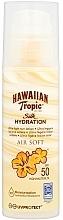 Parfums et Produits cosmétiques Lotion solaire pour corps - Hawaiian Tropic Silk Hydration Air Soft Lotion SPF 50